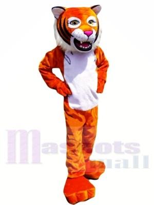Heißer verkauf bengal tiger maskottchen kostüm bengal tiger kostüm zu verkaufen