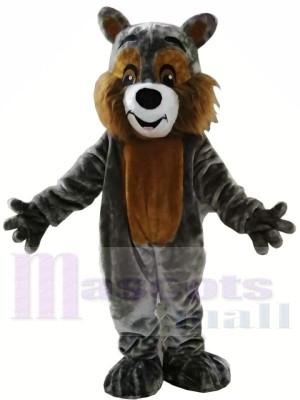 Cartoon Cute Eichhörnchen Maskottchen Kostüm Tier Kostüm für Erwachsene