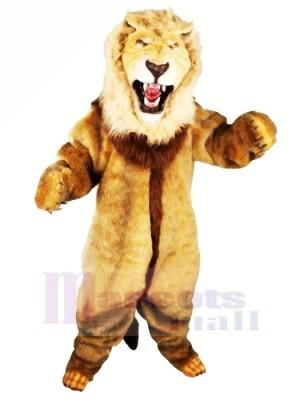 Heftig Löwe Maskottchen Kostüme Tier