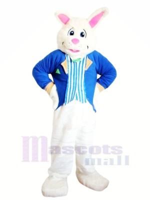 Blau Hase mit passen Maskottchen Kostüme Tier