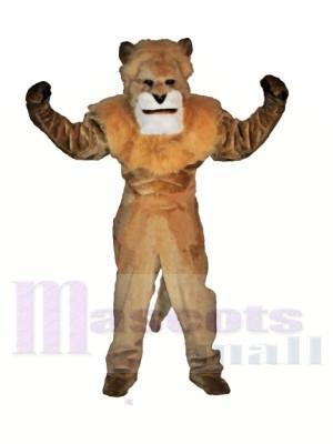 König Lion Maskottchen Kostüme