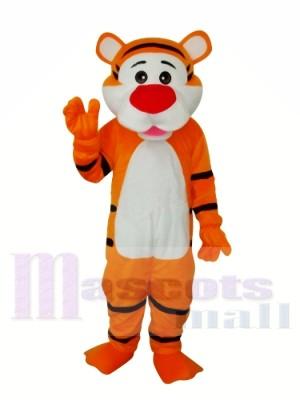 Guter Tiger Adult Maskottchen Kostüm Kostenloser Versand