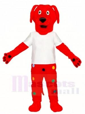 rot Dackel Hund Maskottchen Kostüme Tier