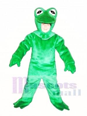 Niedlich Frosch Maskottchen Kostüm