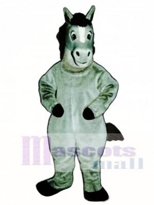 Niedliches Peter Pony Pferd Maskottchen Kostüm