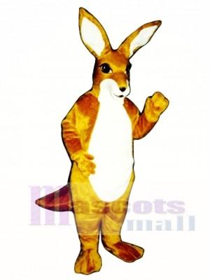 Känguru Maskottchen Kostüm