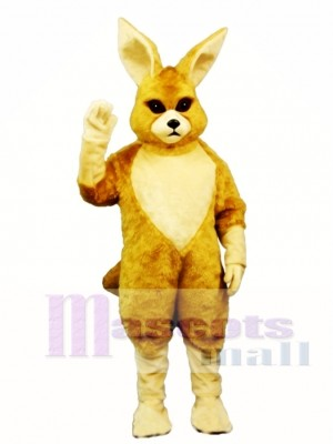 Skippy Känguru Roo Maskottchen Kostüm