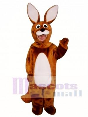 Niedlich Känguru Maskottchen Kostüm