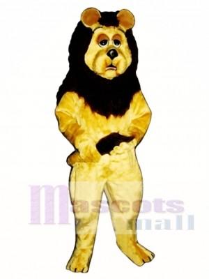 Feige Löwe Maskottchen Kostüm