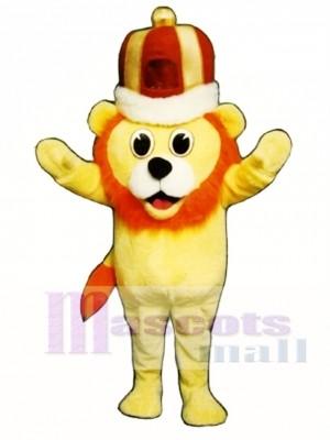 Süßes Madcap Löwe Maskottchen Kostüm