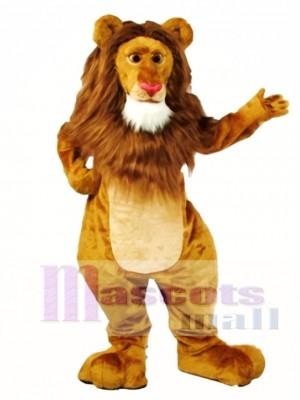 Wally Löwe Maskottchen Kostüm