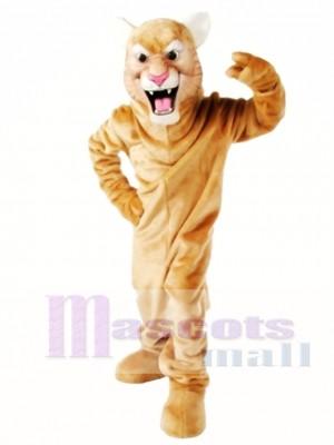 Puma Maskottchen Kostüm