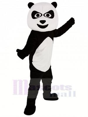 Baseball Panda Maskottchen Kostüm Tier