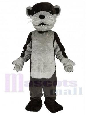 Süß Fluss Otter Maskottchen Kostüm Tier