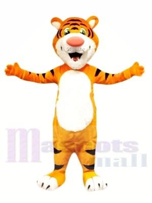Super süßer leichter Tiger Maskottchen Kostüme