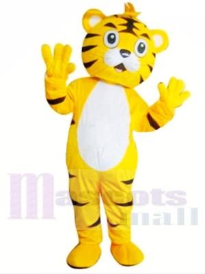Die Königstiger Maskottchen Kostüme