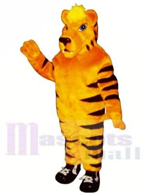 Tiger in Sneakers Lightweight Maskottchen Kostüme
