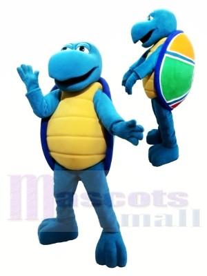 Niedliches Schildkröten-Tier Maskottchen Kostüme