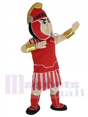 Ritter maskottchen kostüm