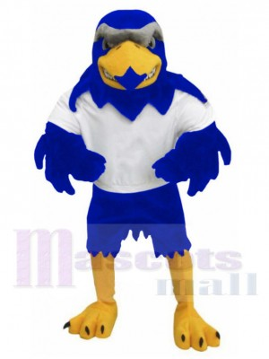 Falke maskottchen kostüm