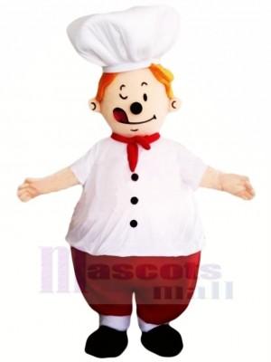Gut Qualität Koch Maskottchen Kostüm Karikatur