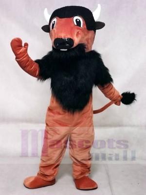 Netter Bison Maskottchen Kostüme Tier