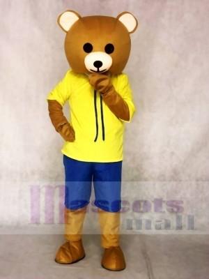Teddybär Maskottchen Kostüme Tier