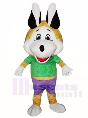 Schwarzer Ohren Hund Fuchs Maskottchen Kostüme Tier