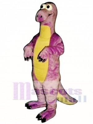 Brontosaurus Maskottchen Kostüm