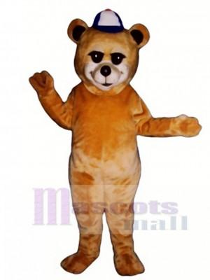 Neuer sonniger Bär mit Hut Maskottchen Kostüm