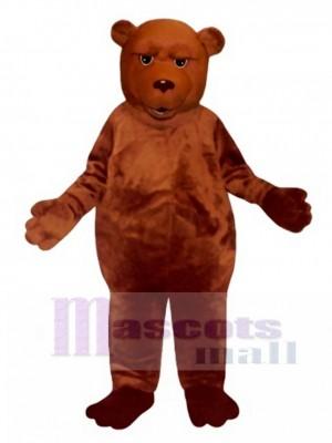 New Sleepy Bär Maskottchen Kostüm
