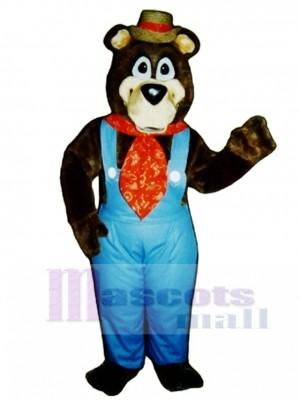 Süße Doggone Bär Maskottchen Kostüm