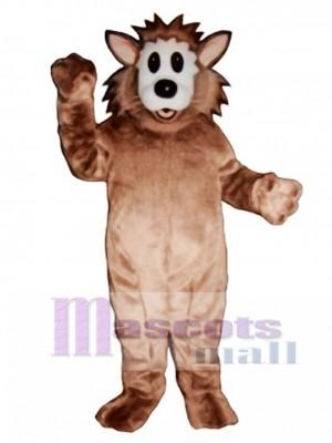 Süße Frantic Cat Maskottchen Kostüm Tier