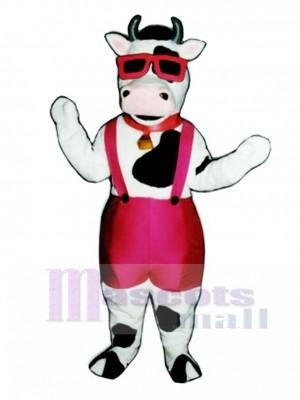 Mootown Moo Kuh Maskottchen Kostüm Tier