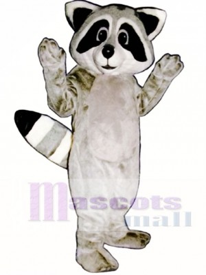 Robbie Waschbär Maskottchen Kostüm Tier
