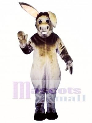 Bobbie Burro Esel Maskottchen Kostüm Tier