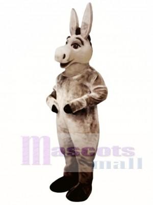 Donald Esel Maskottchen Kostüm Tier