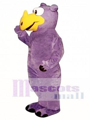 Nashorn Maskottchen Kostüm