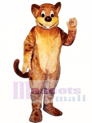 Morley Muskat Maskottchen Kostüm