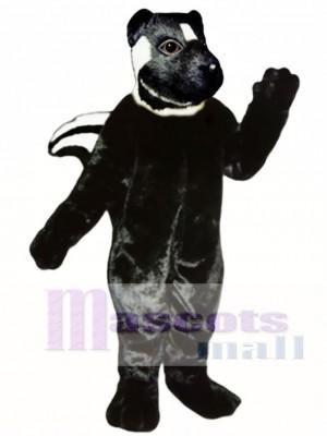 Eastern Skunk Maskottchen Kostüm Tier