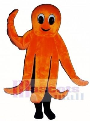 Niedlich Octopus Maskottchen Kostüm Tier