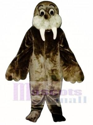 Netter Wally Walross Maskottchen Kostüm