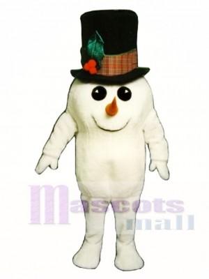 Madcap Schneemann Maskottchen Kostüm Weihnachten Xmas
