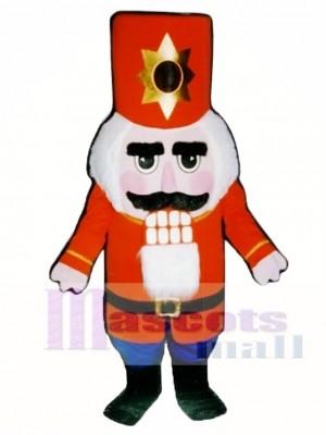 Madcap Nussknacker Maskottchen Kostüm