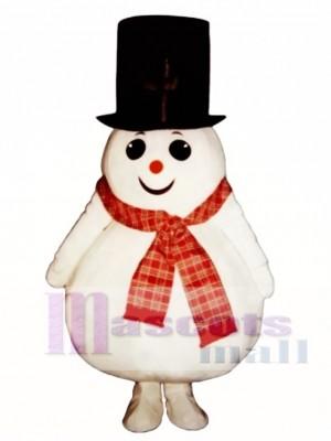 Madcap Schnee Junge Maskottchen Kostüm Weihnachten Xmas