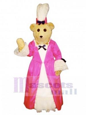 Süßes Desiree Duebear Bär Maskottchen Kostüm