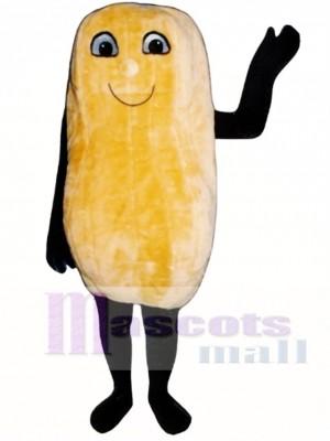 Erdnuss Maskottchen Kostüm Pflanze