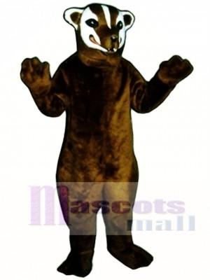 Dachs Maskottchen Kostüm