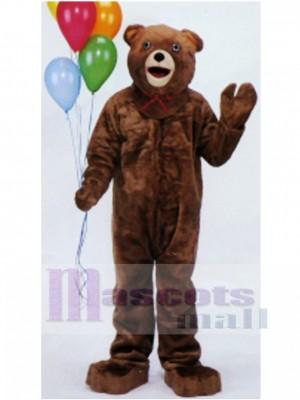 Teddybär Maskottchen Kostüm