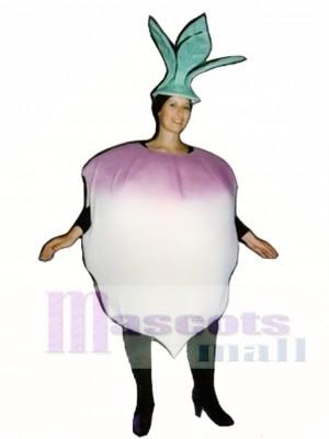 Rübe Maskottchen Kostüm Gemüse